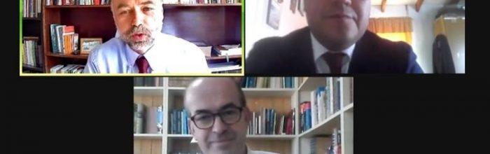 Profesor de Derecho UVM expuso en curso sobre Reforma Constitucional