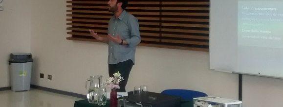 Académico de la Escuela de Comunicaciones UVM seleccionado en taller internacional de periodismo