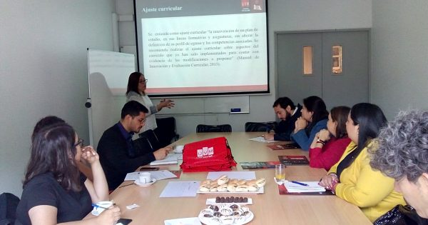 Trabajo Social UVM se reúne con centros de prácticas