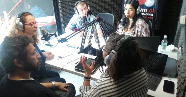 Radio UVM transmite programa especial de prensa