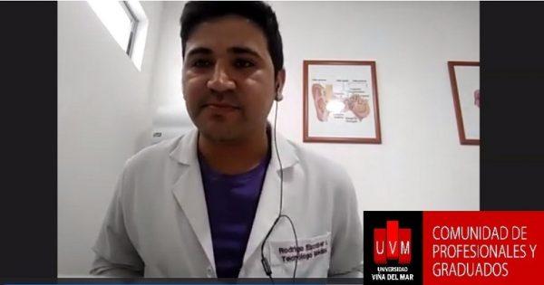 Carrera de Tecnología Médica UVM reunió a titulados en beneficioso focus group