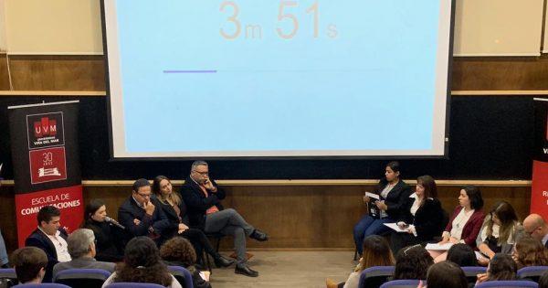 Exitosa semana de las Relaciones Públicas UVM 2019