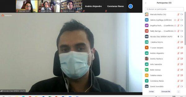 Seremi Salud y Periodismo UVM realizan jornada de trabajo sobre prevención del suicidio