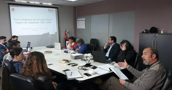 Índice Regional de Inclusión Social es presentado al Directorio del CRIIS