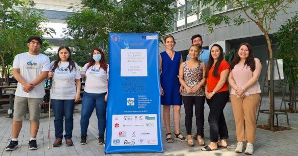Estudiantes y docentes UVM participaron en importantes encuentros en España