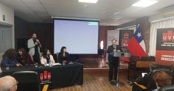 Seminario sobre derechos de las personas mayores en Chile tuvo participación de UVM