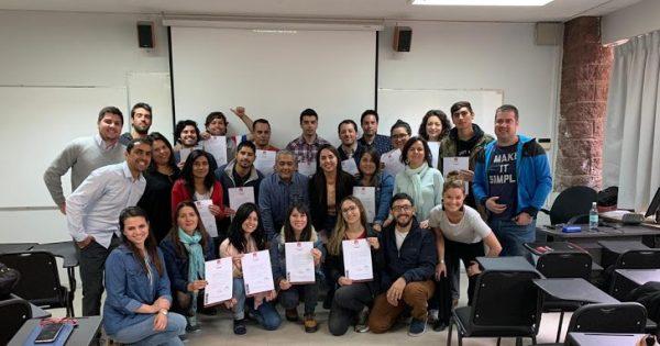 Exitosa culminación de talleres de Innovación, Creatividad y Emprendimiento de la UVM