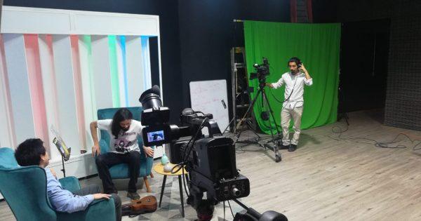 Taller de Televisión en Periodismo UVM cierra con certamen sobre actualidad nacional