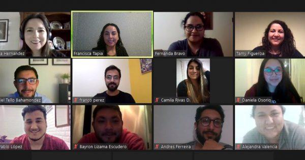 Titulados de Terapia Ocupacional participan en focus group