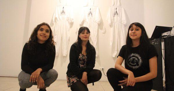 Alumnas de Artes Visuales UVM expusieron en CENTEX Valparaíso
