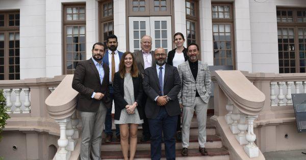 UVM fortalece lazos con instituciones extranjeras