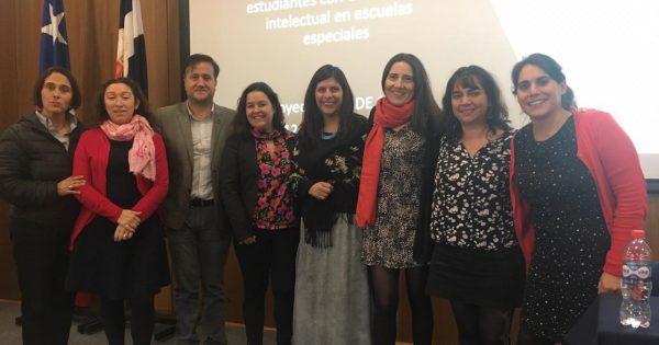 CRIIS colabora en proyecto de inclusión social apoyado por el MINEDUC