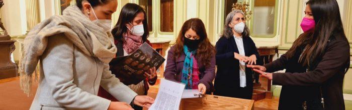 Equipo UVM realizó visita al Museo Palacio Rioja para ver temas de turismo accesible