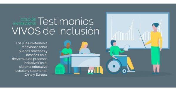 DepartamentodeCiencias Básicas patrocina ciclo de Testimonios Vivos de Inclusión