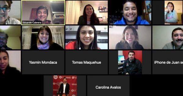 Webinar de Diplomado Desarrollo Organizacional analizó el desafío del comunicador