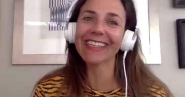 Webinar inclusivo de UVM contó con la participación de la periodista Julia Vial