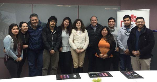 Comunidad Profesionales realiza jornada de actualización con Contadores Auditores UVM