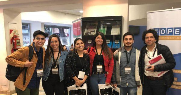 Periodismo UVM viaja nuevamente a congreso en Buenos Aires
