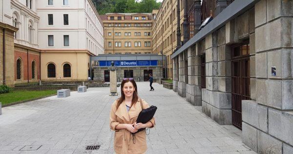 Docente de Derecho UVM visitó distintas universidades de España