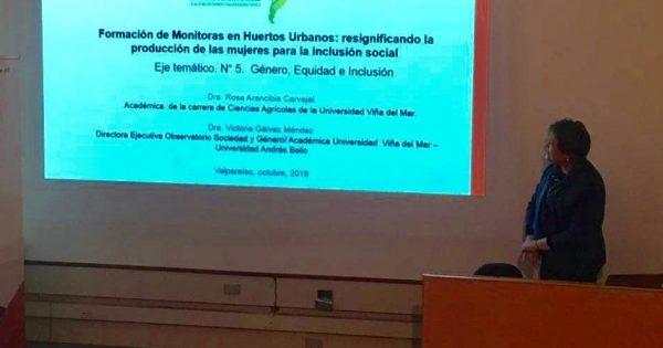 Exitosa participación de académicos UVM en foro organizado por UNESCO