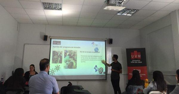 En UVM se desarrolló II jornada sobre experiencias de prácticas profesionales en el PIU