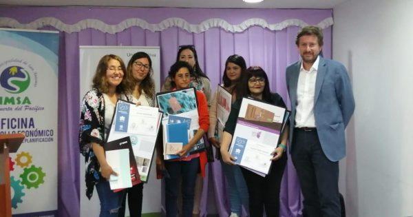 UVM formó parte de entrega de certificados de Programa San Antonio Emprende