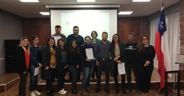 UVM desarrolla jornada de actualización profesionales para titulados de Pedagogía en Inglés