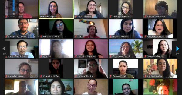 Carrera de Psicopedagogía realiza workshop sobre liderazgo y trabajo colaborativo