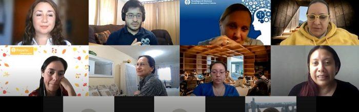 Académica UVM capacitó a docentes del Instituto Tecnológico de Monterrey