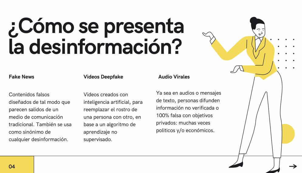 Presentación de Fabián Padilla.