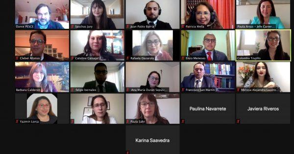 Academia de Empresa y Derechos Humanos UVM: un nuevo espacio de análisis y vinculación con el medio