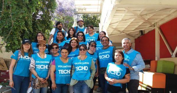 UVM participó en catastro regional de un Techo para Chile