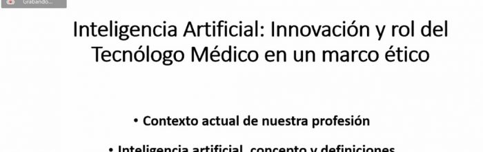 Carrera de Tecnología Médica UVM realizó jornada de actualización profesional