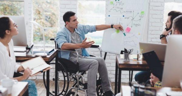 Iván Veyl: '' La inclusión laboral no es meramente un proceso administrativo-legal''