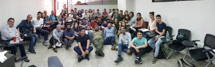 Destacados arquitectos internacionales visitan la Escuela de Arquitectura y Diseño