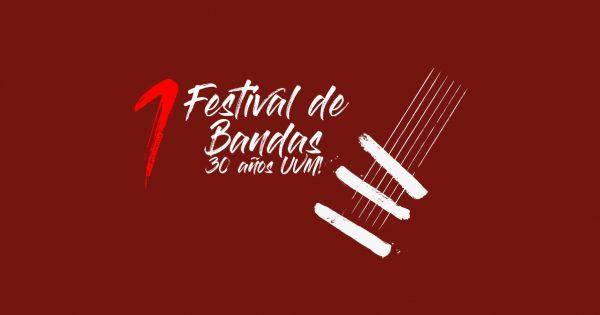 Primer Festival de Bandas UVM ya tiene sus seleccionados