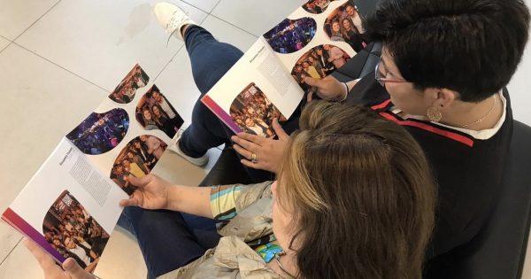 Comunidad Profesionales lanza nueva edición de revista institucional