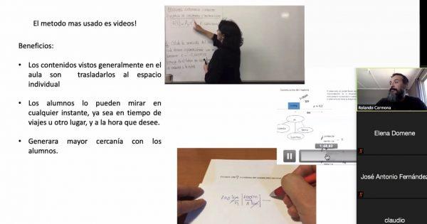 Docente del Departamento de Ciencias Básicas capacita académicos de la Universidad Autónoma de Barcelona