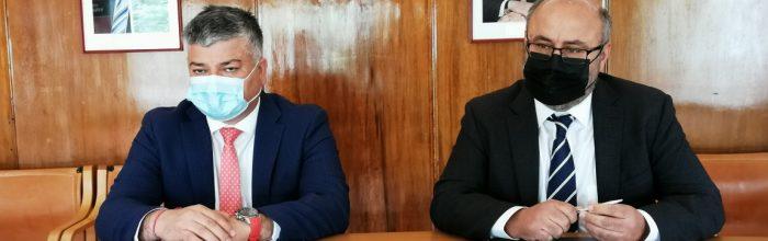 UVM firma convenio marco de colaboración con Asociación de Municipalidades Región de Valparaíso