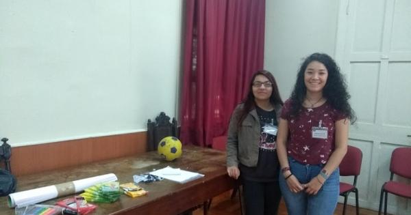 Escuela de Ciencias Jurídicas y Sociales organiza Taller en Escuela San Ignacio de Loyola de Valparaíso
