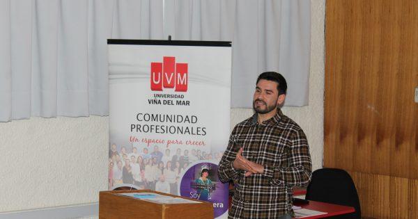 Ingeniería Civil Industrial participa en tercera versión de Seminario Umbral