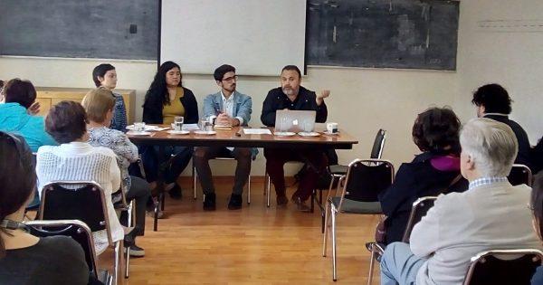 Trabajo Social realiza conversatorio ciudadano en Viña del Mar