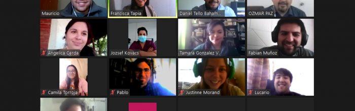 Titulados de Tecnología Médica UVM comparten con sus futuros colegas