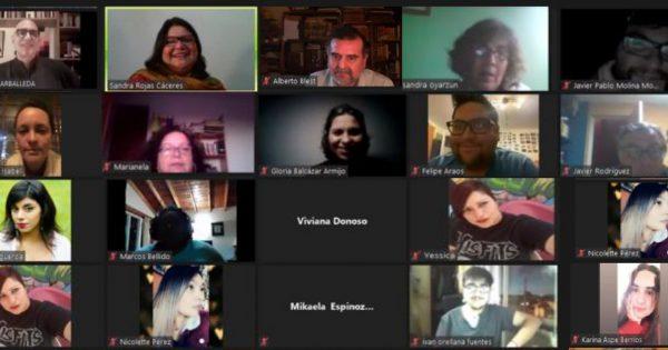 Exitosa jornada de cierre de ciclo de conversatorios de la carrera de Trabajo Social UVM
