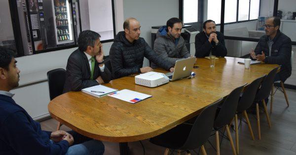Escuela de Arquitectura y Diseño se reúne con nuevo SEREMI de Desarrollo Social