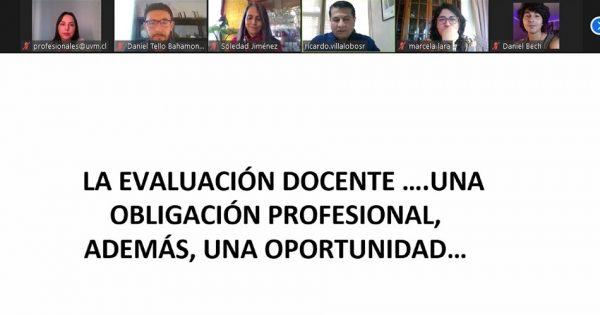 Carrera de Pedagogía en Inglés UVM convocó a charla sobre carrera docente