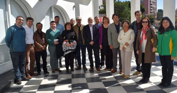 Diversos agentes culturales de la Región de Valparaíso se reúnen en UVM