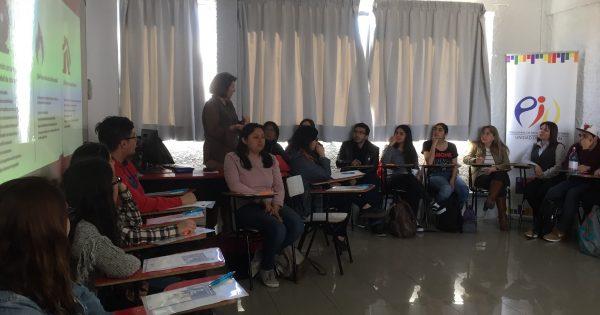 Exitosa convocatoria UVM a Curso de Lengua de Señas