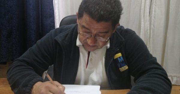 Departamento de Ciencias Básicas firma convenio con Escuela Dr. Oscar Marín Socías