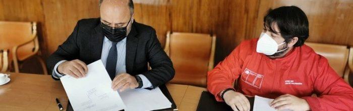 UVM firma convenio marco de colaboración con Instituto Nacional del Deporte (IND)